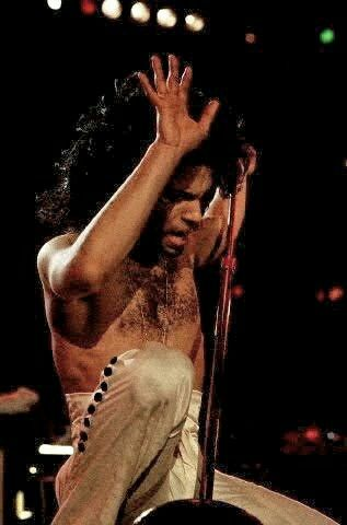 Surrender to the music ●Prince
