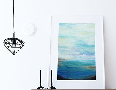 "Check out new work on my @Behance portfolio: ""Pintura mar"" http://be.net/gallery/48819991/Pintura-mar"