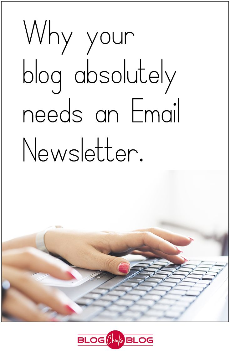 Blogging Tips | Social Media like Facebook can change on a whim...you DO NEED to get an Email Newsletter list! Collect the people who visit your site!