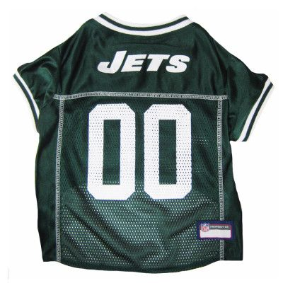 New York Jets NFL Jersey at PetSmart. Shop all dog t-shirts   tank tops  online 3e037b06e