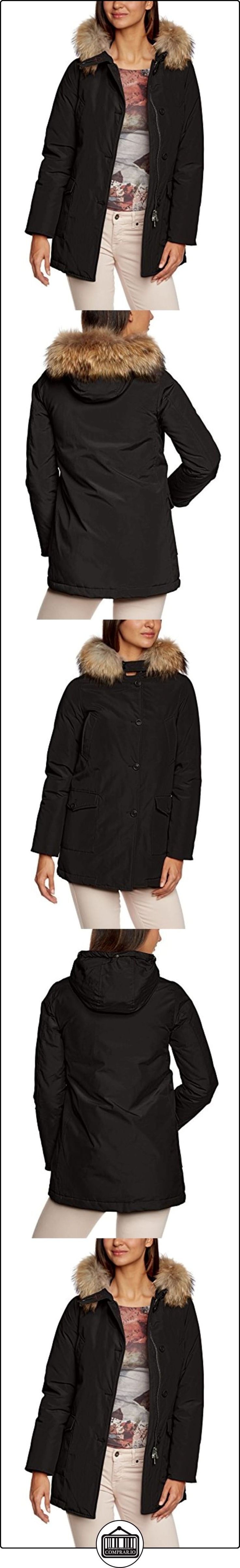 Canadian Classics - Chaqueta parka de manga larga para mujer, color negro, talla 44  ✿ Abrigos y chaquetas ✿