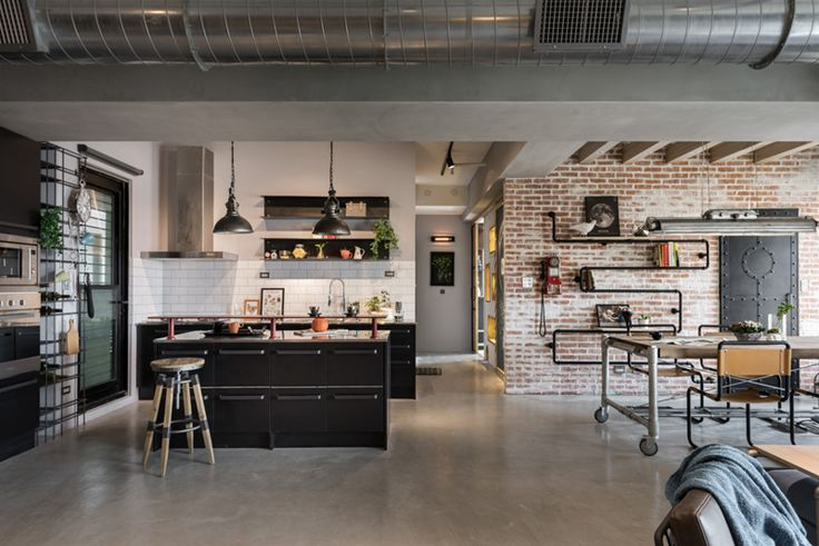 Industrial chic loft - Recall-Casa-Hao-Interior-Design-9