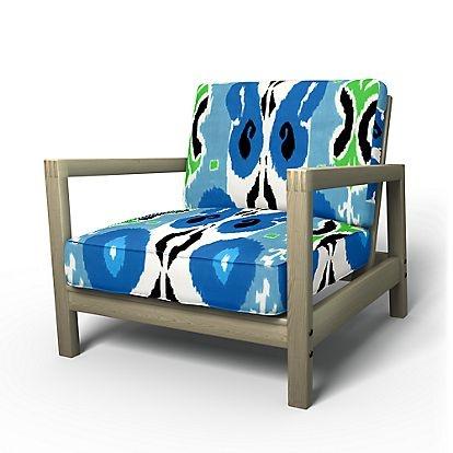 Lillberg Armchair Cover   Armchair Covers | Bemz
