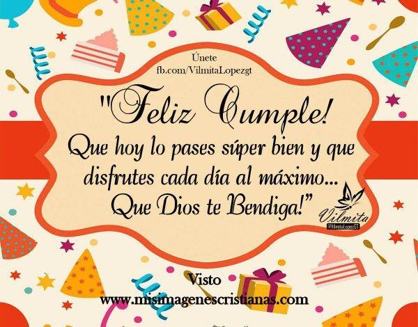 Поздравления и пожелания по-испанский