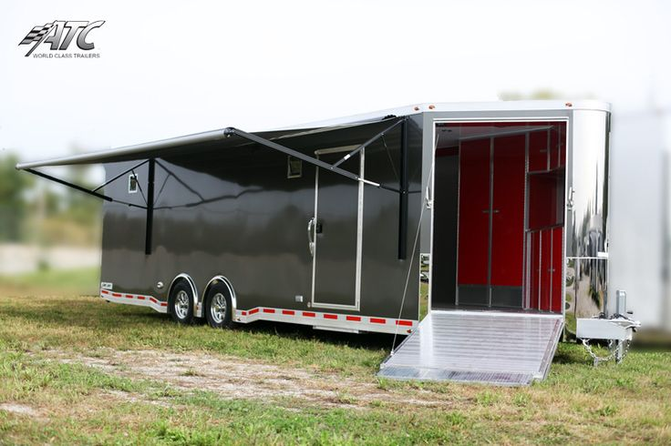 76 best images about RV's and Trailers! on Pinterest | Cars, Aluminum trailer and Snowmobile ...