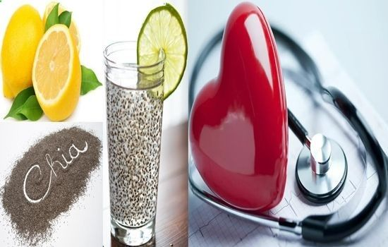 Cholesterol Cure Lime Juice and Chia Seeds to Reduce High Cholesterol Levels The One Food Cholesterol Cure