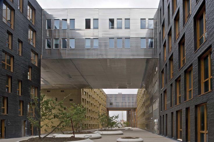 Le Monolithe -  Lyon, França / MVRDV