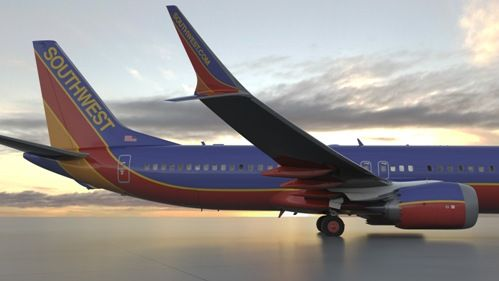 SWA - my favorite airline to use when flying out of STL