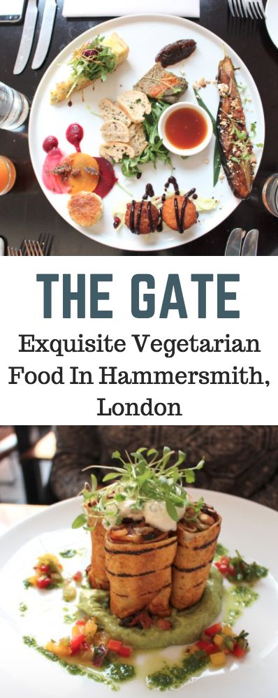 The Gate, Hammersmith, Exquisite vegetarian food in Hammersmith, London. Sharing platters, burritos, polenta chips and more.