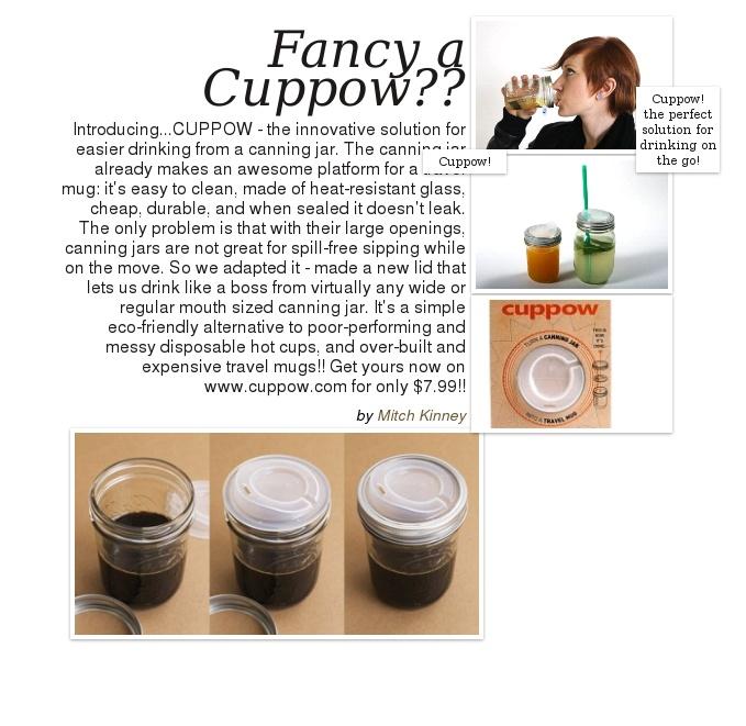 Fancy a Cuppow??