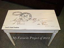 DIY Painted Furniture :: Karen - The Graphics Fairy's clipboard on Hometalk :: Hometalk