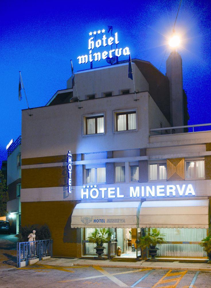 Vi invitiamo a visitare l'Hotel Minerva di Pordenone Sandra