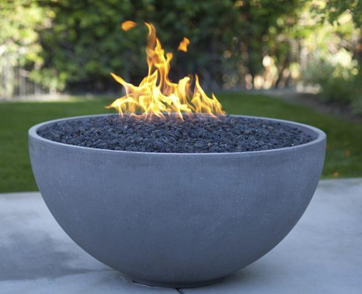 Choosing an outdoor fire pit – Domain
