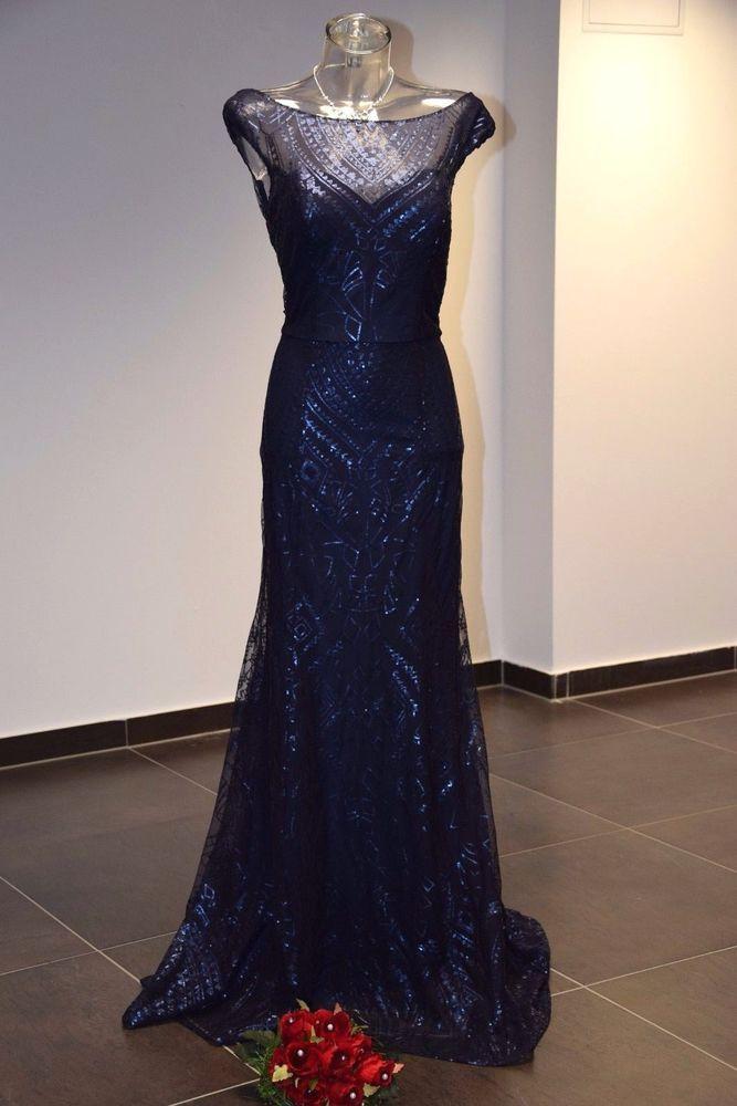 Angelina Faccenda Style 20481 Abendkleid Ballkleid  Ausstellungsstück  Gr 42