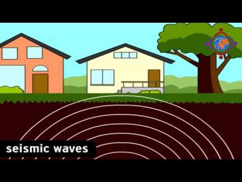 ▶ What is an Earthquake Facts & Information Kids Animation Learning Lesson - YouTube