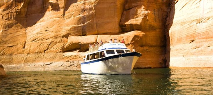 Lake Powell vacations are fun for the whole family. Explore the waterways in a houseboat rental or enjoy fishing & camping, watercraft rentals & sports of all kinds.