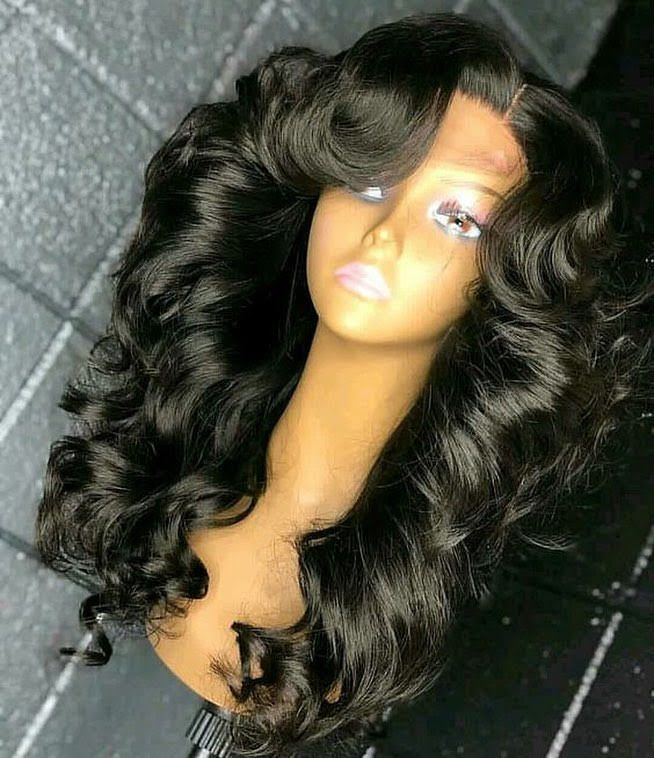 Pin On Full Lace Wig