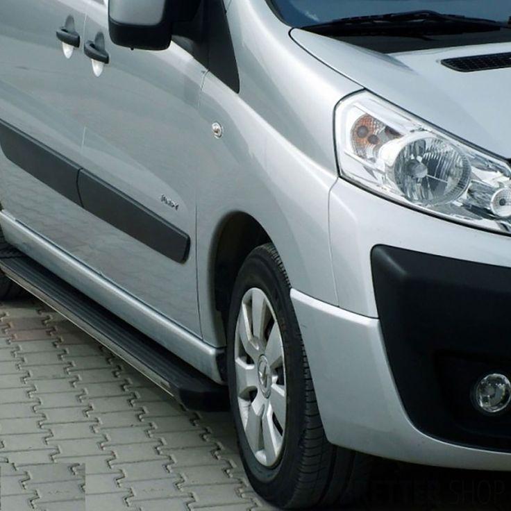 Trittbretter für Fiat Scudo