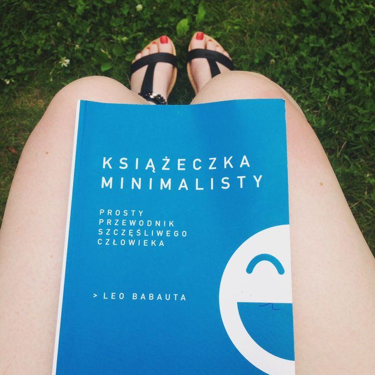 Książeczka minimalisty - Leo Babauty (specjalisty zen, mindfulness i zmian w życiu)