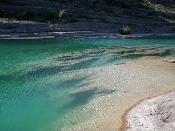 Turquoise water of devils river tx texas it 39 s a way of for Devils lake fishing forum
