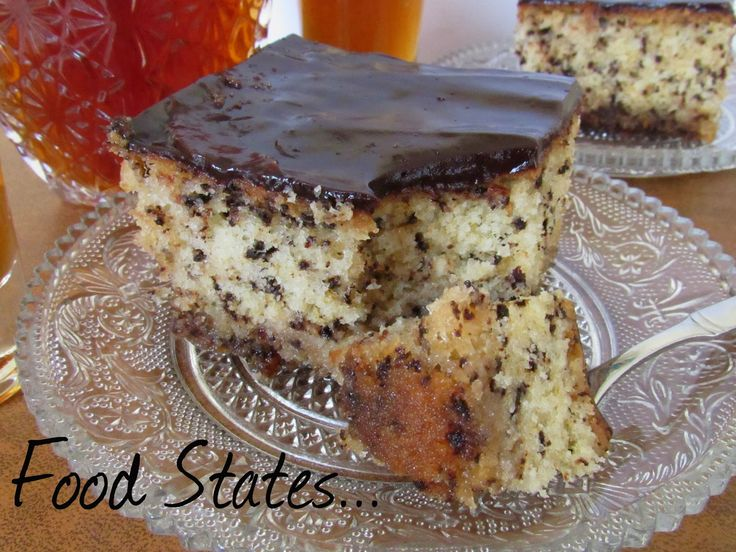 Food States: Μυργηγκωτό με σοκολάτα