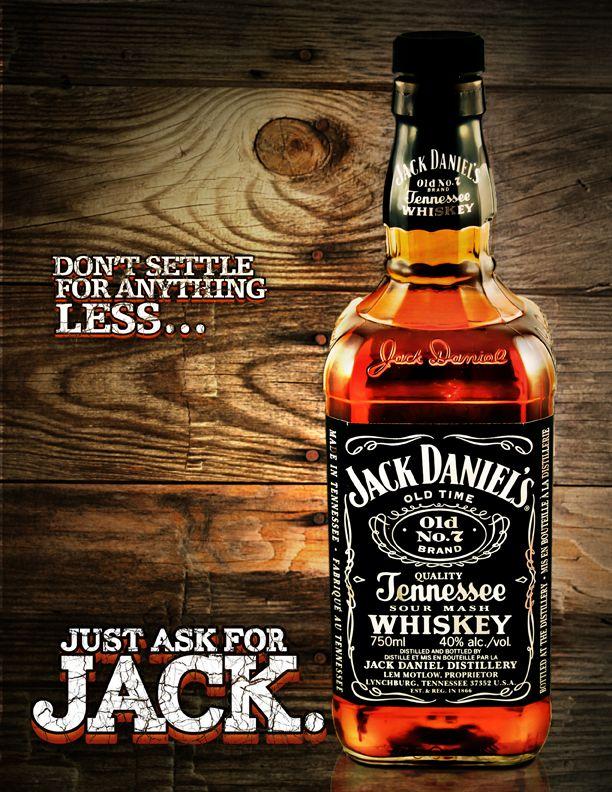 Jack Daniel's Advertisement