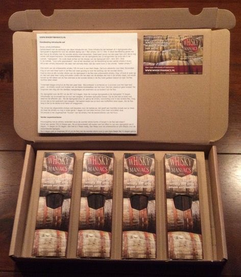 Wonder Sticks | Dutch Guts en de Wonder Sticks | Whisky Maniacs
