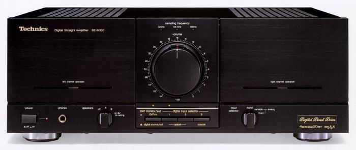 Technics SE-M100 1988 - 1989