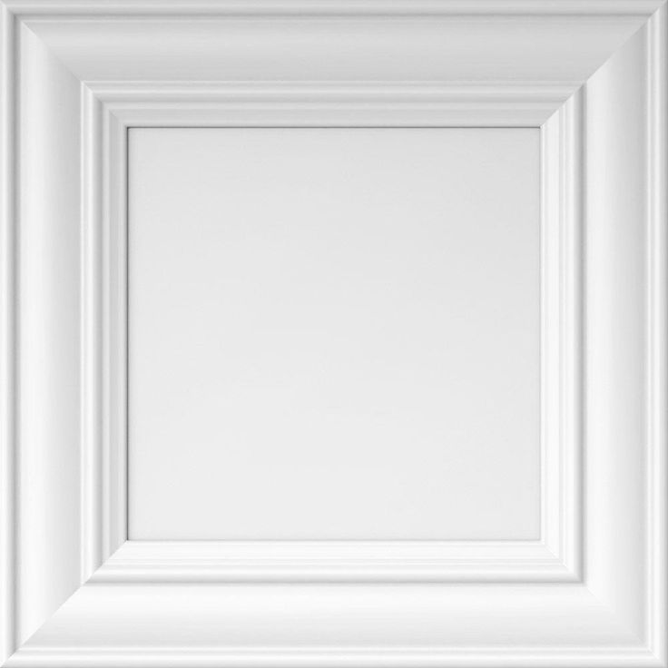 Home Decorators Collection 12.75x12.75x.75 in. Verona Ready to Assemble Cabinet Door Sample in Bianco