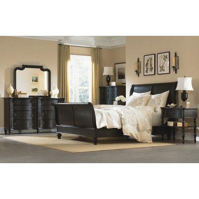 Glen Cove Sleigh Bedroom Collection   Http://delanico.com/bedroom