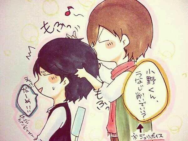 twitter@akiho1108 ono daisuke&kamiya hiroshi