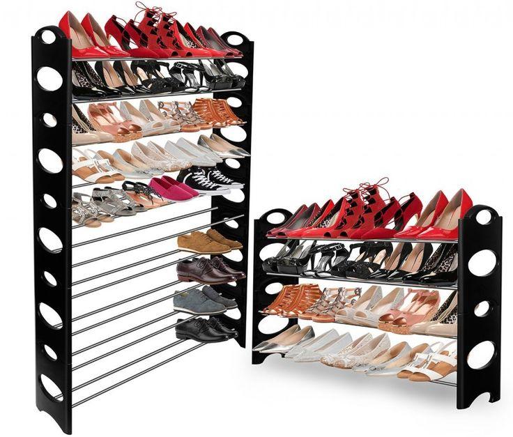 OxGord shoe rack storage organizer Top 10 Best Shoe Racks In 2015 Reviews