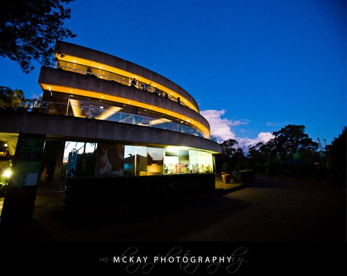 Taronga Centre - wedding venue