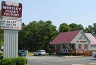 Whitley Peanut Facotry in Gloucester VA