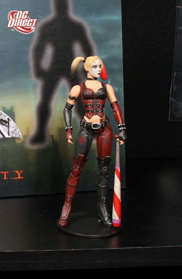 90 best images about batman arkham city harley quinn ...
