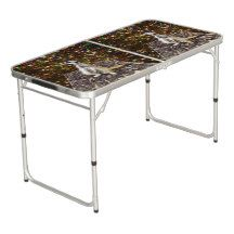 #Meerkat #Table #Aluminum #Adjustable #Folding #Popout #Art #Suricate #Twinkle #Stars #Pretty #Homedecor Meerkat Twinkle Stars Aluminum Folding Table. Beer Pong Table