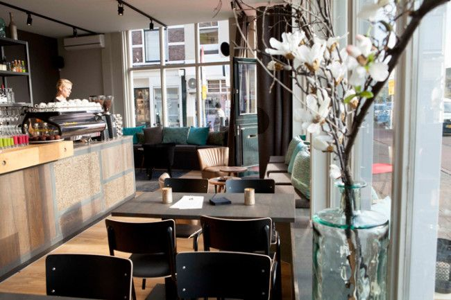 Blender Haarlem #superfood #koffie #smoothies #oathies #hotspot #salades #haarlem