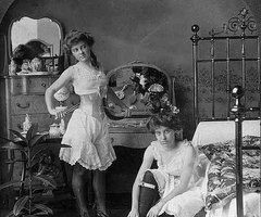 victorian bedroom: History, Girls, Corsets, Victorian Lady, Vintage Photography, Prostitut, Victorian Era, Wild West, Soil Dove
