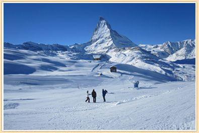 summer skiing in zermatt | Europe Family Ski Holidays | Skiing in Zermatt | Ciao Bambino Blog