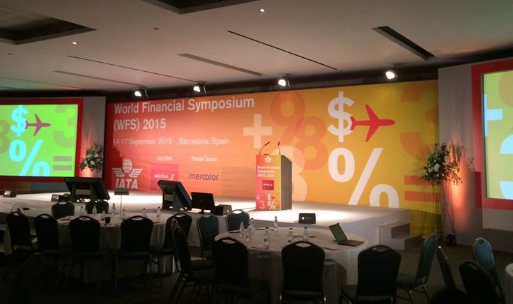 Emphasis on sustainable financial growth and industry collaboration at the IATA WFS in Barcelona