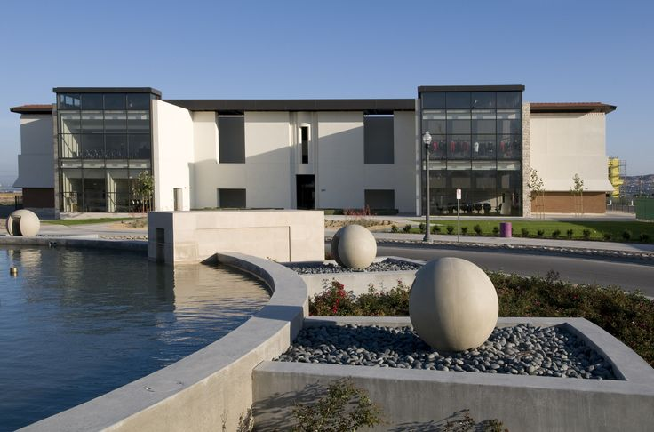 Chaffey College - Main Instructional Building - Rancho Cucamonga, CA