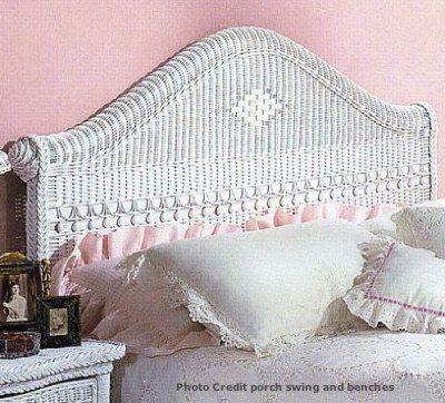 Off White Wicker Bedroom Furniture