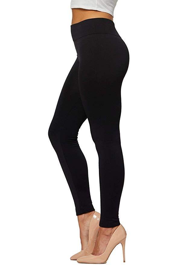 Conceited Fleece Lined Leggings Women