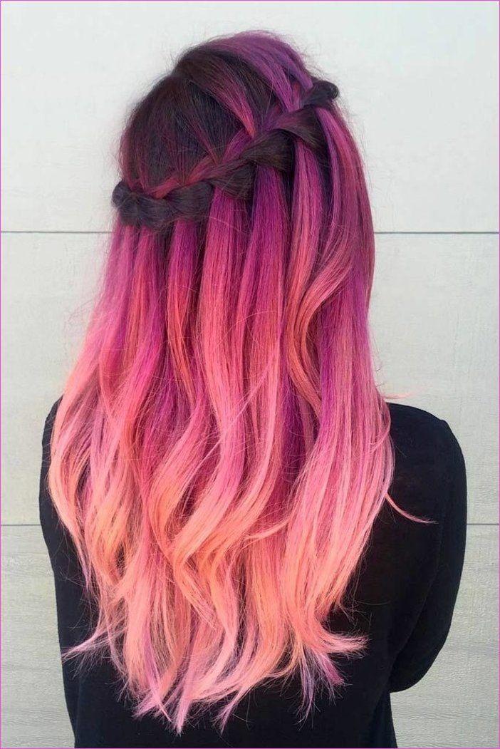 Rosa oder hellblaue Haare: Pastellfarben sind der neue Trend – Einfache Frisuren