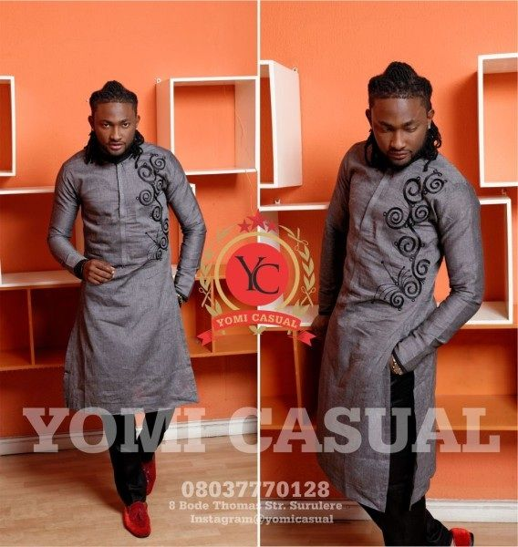 nigerian traditional wear for men