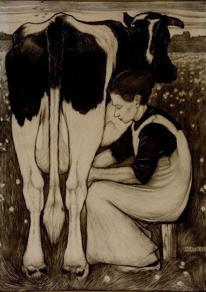 Jan Mankes | Symbolic Realist painter | Tutt'Art@ | Pittura * Scultura * Poesia…