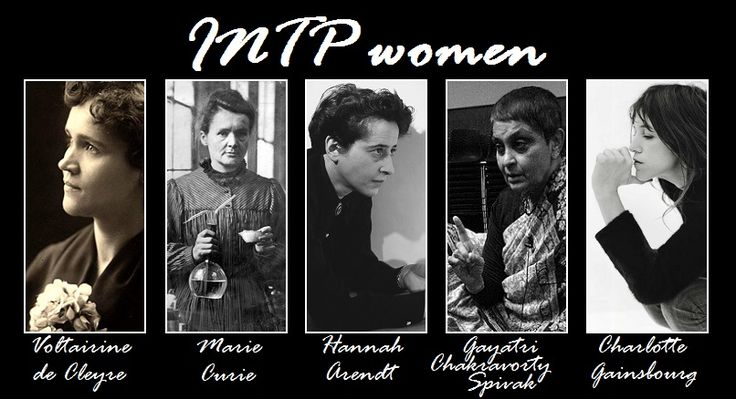 Where are INTP women?