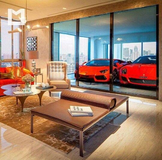 243 Best Dream Garage Images On Pinterest: 44 Best Cool Garages Images On Pinterest