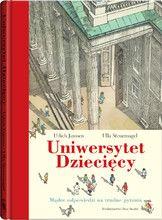 Uniwersytet Dziecięcy - Wydawnictwo Dwie Siostry