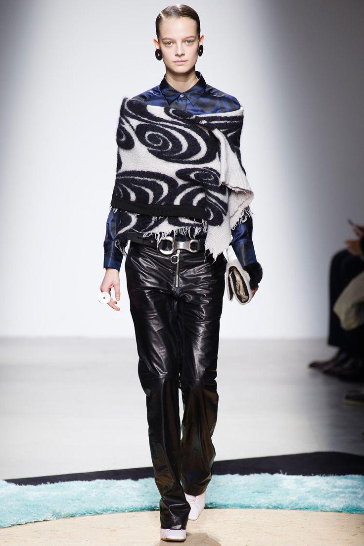 Acne Studios Fall 2014 Ready-to-Wear Fashion Show - Ine Neefs (Elite)